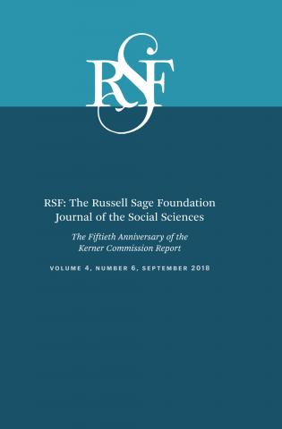 RSF: The Russell Sage Foundation Journal of the Social Sciences: 4 (6)