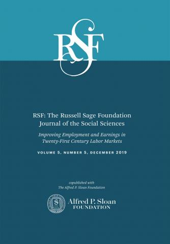 RSF: The Russell Sage Foundation Journal of the Social Sciences: 5 (5)
