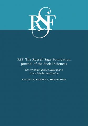RSF: The Russell Sage Foundation Journal of the Social Sciences: 6 (1)
