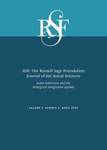 RSF: The Russell Sage Foundation Journal of the Social Sciences: 7 (2)