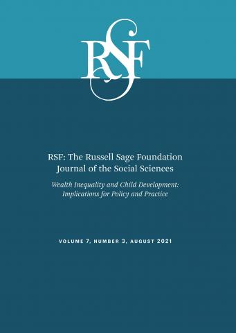 RSF: The Russell Sage Foundation Journal of the Social Sciences: 7 (3)